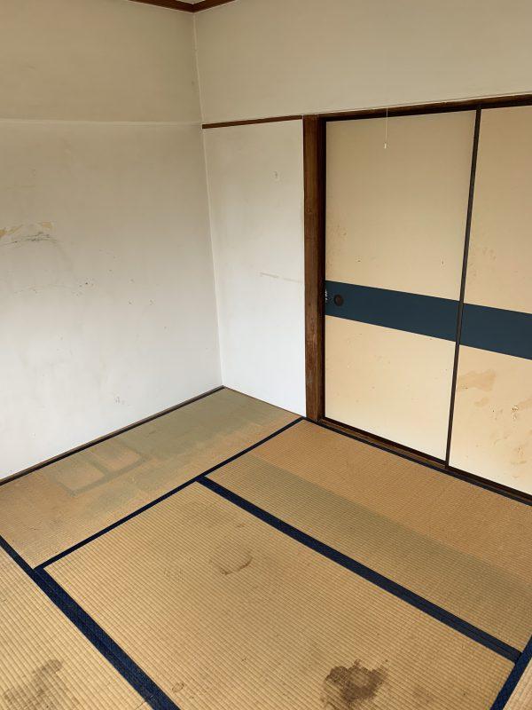 2DK・団地5階(エレベーター無し)・遺品整理の事例写真+料金相場【片付け太郎】